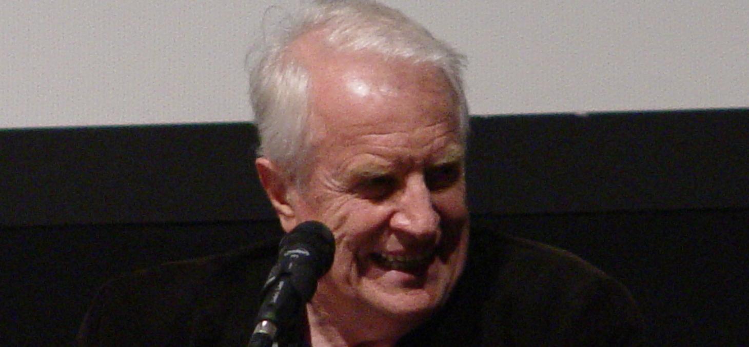 André Dussolier lors de sa visite à l'Université Stendhal de Grenoble