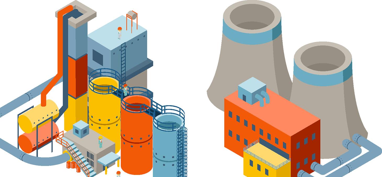 Industrie du nucléaire